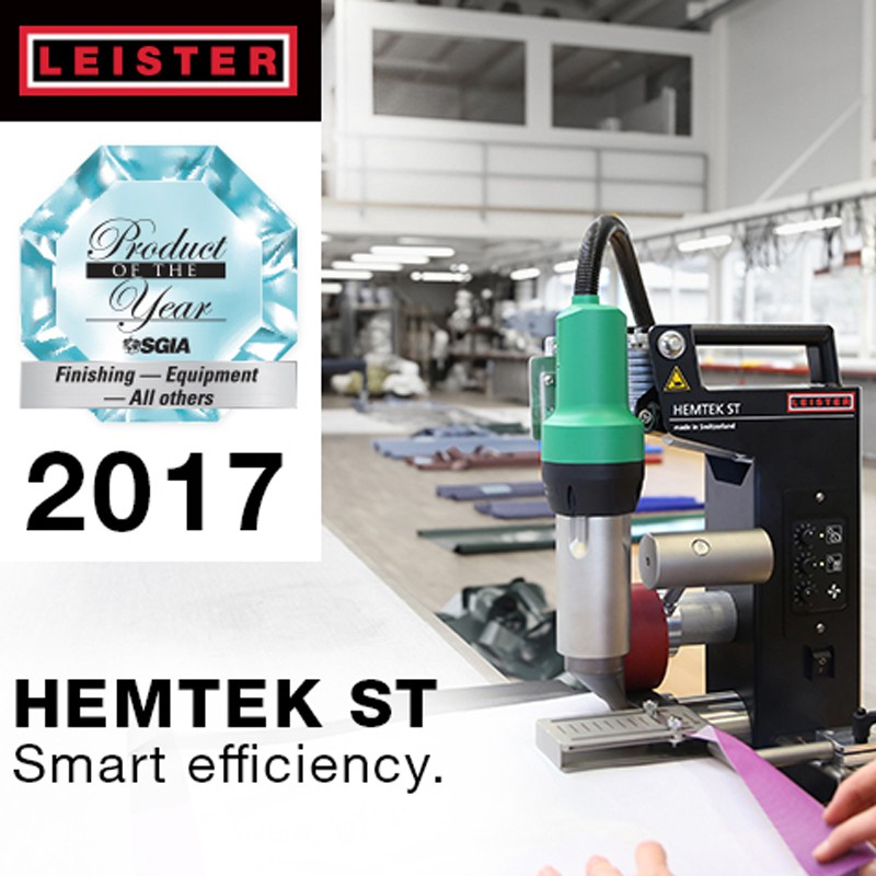 HEMTEK Named SGIA Product of the Year